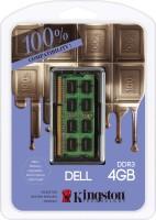 Kingston System Specific DDR3 4 GB (1 X 4 GB) Laptop (System Specific KTD-L3CL/4GFR) (Green)