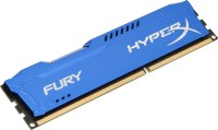 Kingston HyperX Fury DDR3 8 GB (1 X 8 GB) PC (HyperX Fury HX316C10F/8) (Blue)