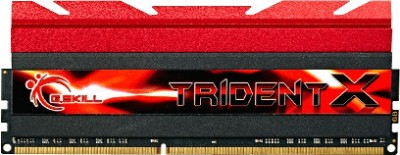 Buy G.Skill TridentX DDR3 8 GB (2 x 4 GB) PC RAM (F3-2400C10D-8GTX): RAM