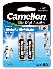 Camelion LR6 - BP2 (AA Alkaline) Alkaline Battery