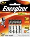 Energizer Max Alkaline AAA X 8 E92BP8 Alkaline Battery