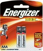 Energizer Max E92BP2