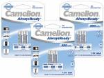 Camelion NH AA800ARBP2 x 3 PACK
