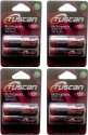Tuscan 1.2v AA 800 4 Pcs Rechargeable Battery