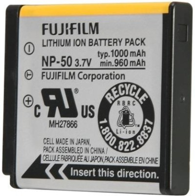 Fujifilm NP 50 Rechargeable Battery available at Flipkart for Rs.3250