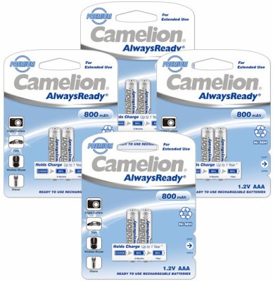 Camelion NH AA800ARBP2 x 4 PACK