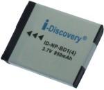 Sony I Dicovery