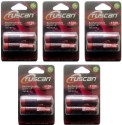 Tuscan 1.2v AA 1100 5 Pcs Rechargeable Battery