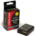 Opteka 2000Mah Ultra High Capacity Li-Ion Battery Pack For Canon Eos Rebel Rechargeable Li-ion Battery