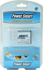 Power Smart 1300mah For Casio Np 40