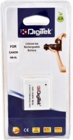 Digitek Canon NB-6L Rechargeable Li-ion Battery