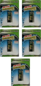 Skywok 1.2V,1100AAA, 5 pks of 10 pieces,SW002 Rechargeable Ni-MH Battery