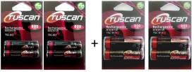 Tuscan 800AAA&800AA2Pk Rechargeable Ni-MH Battery