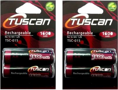 Tuscan AA 1600mAh 2 Pack