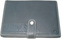 Crabrocks Leather Book Holder BH_1 2-Part Record Keeping Book (100 Sets, Based)