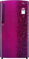 Videocon 215 L Direct Cool Single Door Refrigerator (VZ225PTC, Dark Pink)
