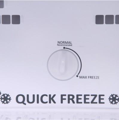 Whirlpool 240 L Frost Free Triple Door Refrigerator (FP 263D PROTTON ROY, Alpha Steel)