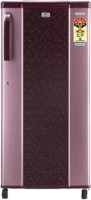 Videocon 190 L Direct Cool Single Door Refrigerator (VC205PT, Dual Tone Leaf - Red)