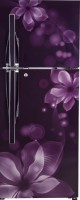 LG 284 L Frost Free Double Door Refrigerator (GL-I302RPOL, Purple Orchid)