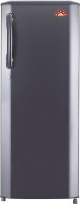 LG 270 L Direct Cool Single Door Refrigerator (GL-B281BTNN, Titanium)