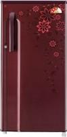 LG 188 L Direct Cool Single Door Refrigerator (GL-B191KCOQ, Coral Ornate)