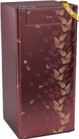 Whirlpool 205 GENIUS CLS PLUS 4S 190 L Single Door Refrigerator (Wine Fiesta)