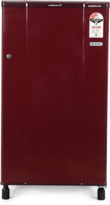 Videocon 150 L Direct Cool Single Door Refrigerator (VA163B, Burgundy Red)