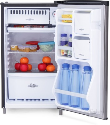 electrolux 47 l direct cool single door ec060psh silver hairline