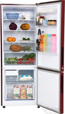 Haier HRB-3403BS 320 Litres 3 Star Double Door Refrigerator