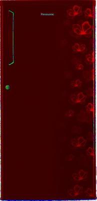 Panasonic 190 L Direct Cool Single Door Refrigerator (NR-A195STMFP, Arko Wine)