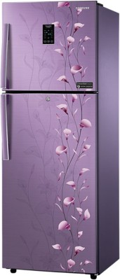 Samsung 253 L Frost Free Double Door Refrigerator (RT28K3953PZ, Tender Lily Purple)