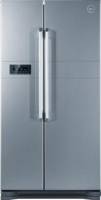 Godrej RS EON 603 SM 603 Litres Side by Side Refrigerator