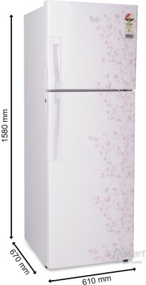 Whirlpool NEO IC375 ROY 3S 360 L Double Door Refrigerator (Imperia Snow)