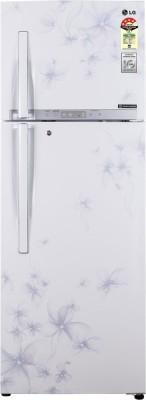 LG GL-D402HDWL 360 Litres DOuble Door Refrigerator