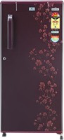 Videocon 190 L Direct Cool Single Door Refrigerator (VA204LTC, Burgundy Red)