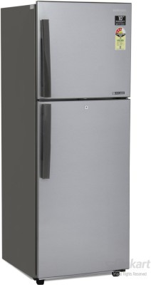 Samsung RT27HAJYASA/T 253 L Double Door Refrigerator Metal Graphite available at Flipkart for Rs.20870