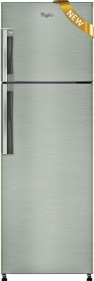 Whirlpool NEO FR305 ROYAL PLUS 4S (Alfa Steel) 292 Litres Double Door Refrigerator