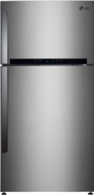 LG 420 L Frost Free Double Door Refrigerator