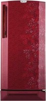 Godrej 190 L Direct Cool Single Door Refrigerator (RD EDGE PRO 190 L CT 5.2, Lush Wine)