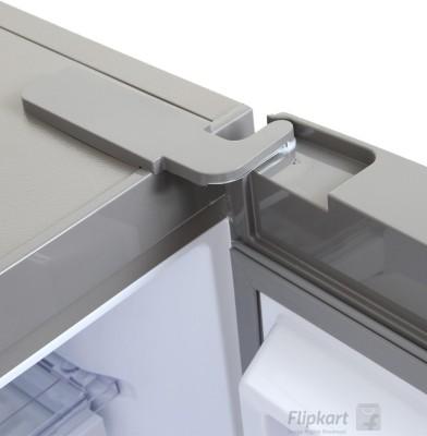 Godrej 261 L Frost Free Double Door Refrigerator (RT EON 261 P 3.4, Silver Meadow)