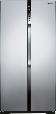 Panasonic NR-BS63VSX2 630 Litres Side by Side Door Refrigerator