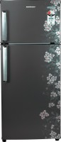 Kelvinator 190 L Frost Free Double Door Refrigerator (KP202PHG, Gulmohar Grey)