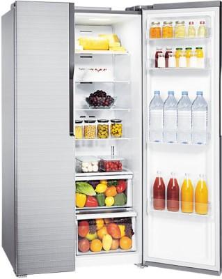 SAMSUNG RS552NRUA7E 591 Litres Side By Side Door Refrigerator