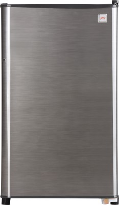 Godrej 99 L Direct Cool Single Door Refrigerator (RD CHAMPION 99 C 3.2, Silver Strokes)