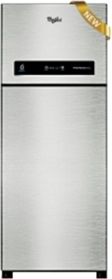 Whirlpool 292 L Frost Free Double Door Refrigerator (NEO FR305 ROY PLUS 3S, Alpha Steel)