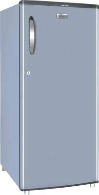 GEM 180 L Direct Cool Single Door Refrigerator (GRD 2004BRWC/DGWC, Dark Grey)