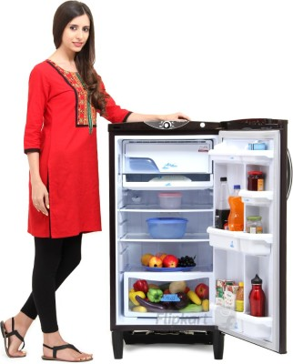 Godrej 185 L Direct Cool Single Door Refrigerator (Muziplay, Berry Bloom)