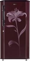 LG GL-B225BSLL 215 L Single Door  Refrigerator (Scarlet Lily)