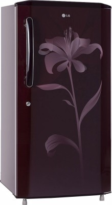 LG GL-B225BSLL 215 Litres Single Door Refrigerator