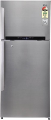 LG GN-M702HLHM 546 Litres Double Door Refrigerator